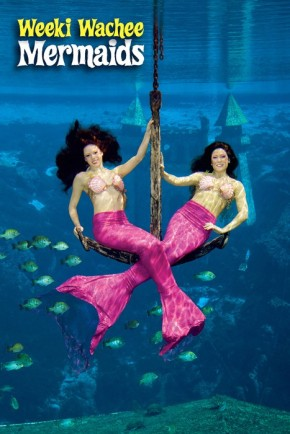 W is for Weeki Wachee Mermaids (Fairy Tale Spotlight A-Z)