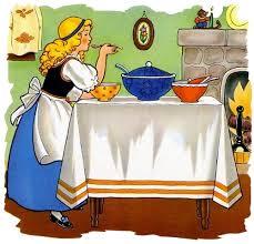 S is for Sweet Porridge (Fairy Tale SpotlightA-Z)